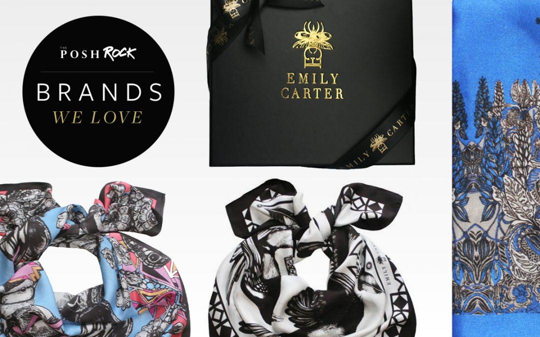 Brands we love - Emily Carter