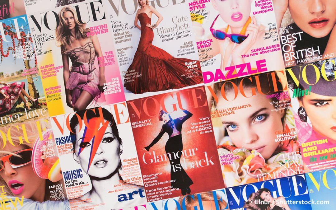 Vogue Magazine - Copyright Elnur / Shutterstock.com