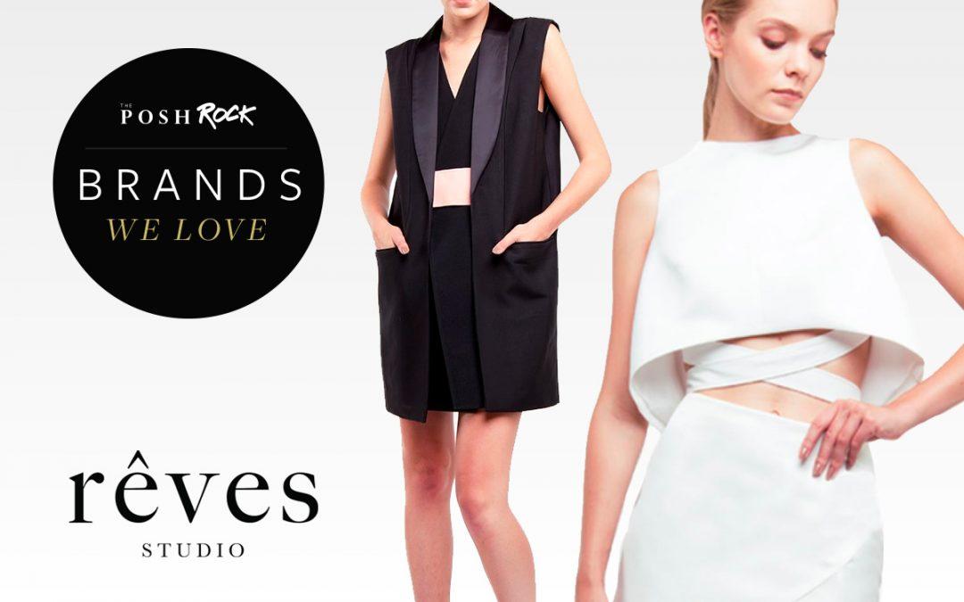 The Posh Rock - Brands we love - Reves Studio