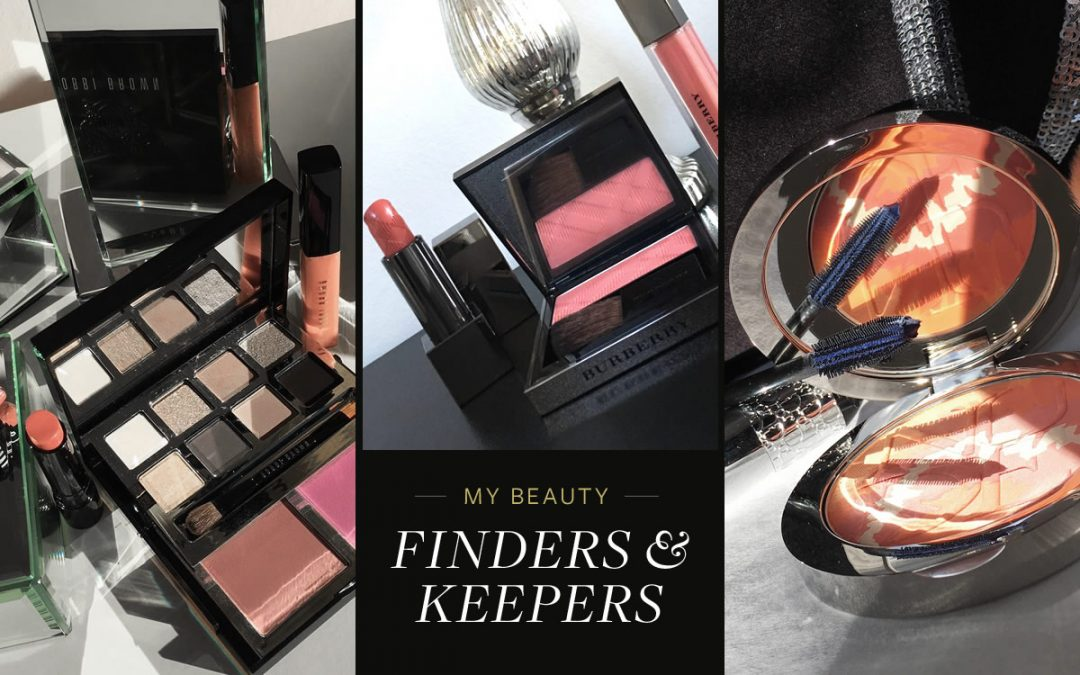 My beauty finders and keepers