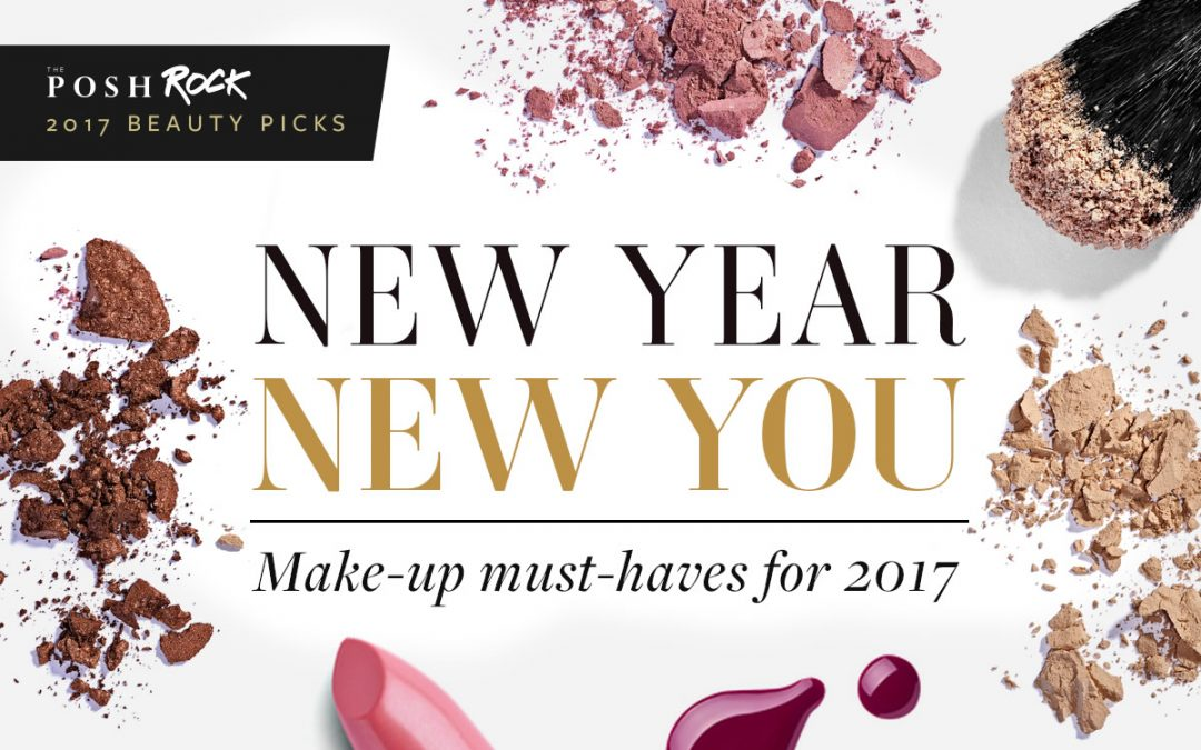 New year, new me: your top make-up must-haves for 2017