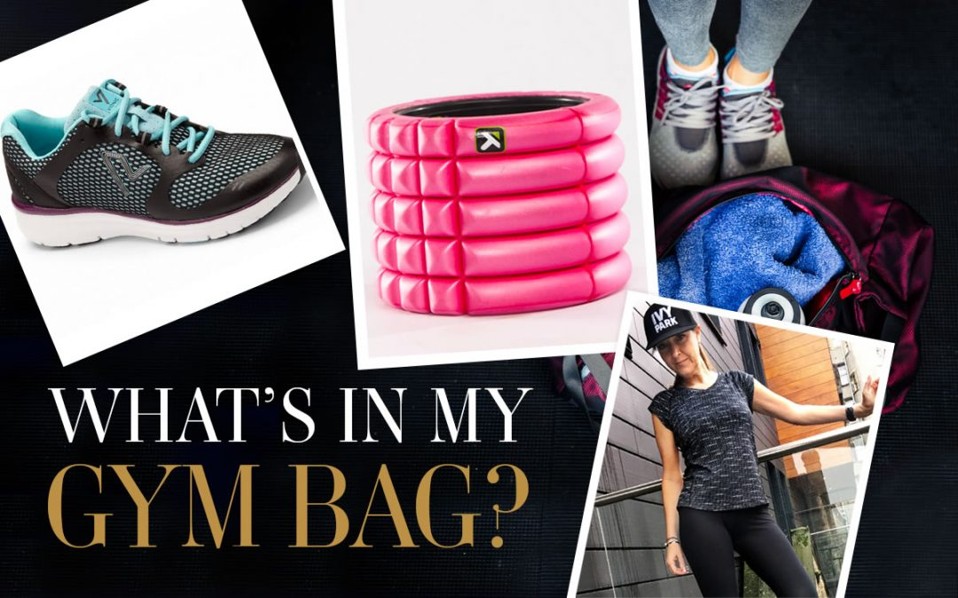 The Posh Rock - What's in my gym bag?