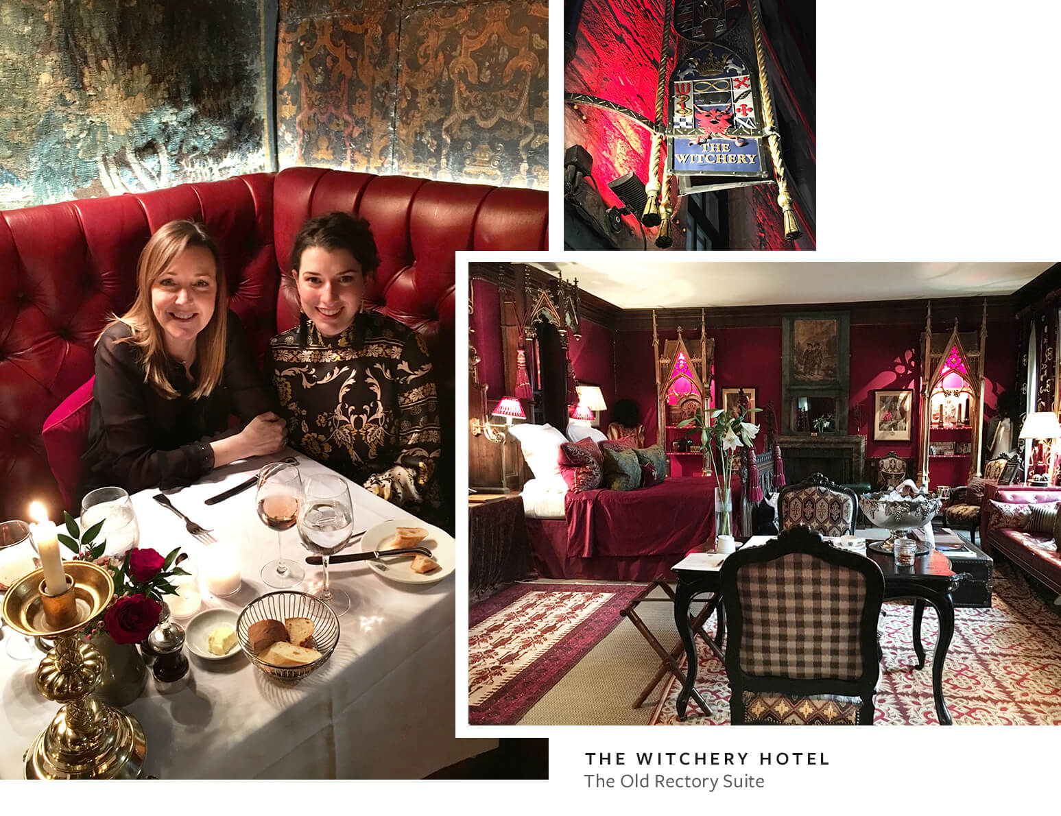The Witchery Restaurant and Suites, Edinburgh