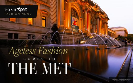 Ageless Fashion comes to The Met