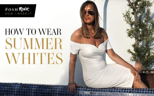 How to wear How to wear summer whites