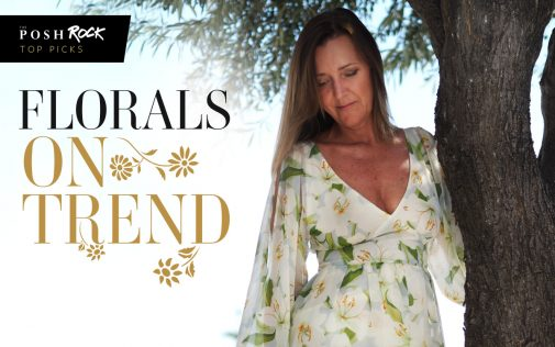 Florals on trend - Florals on trend - our top picks