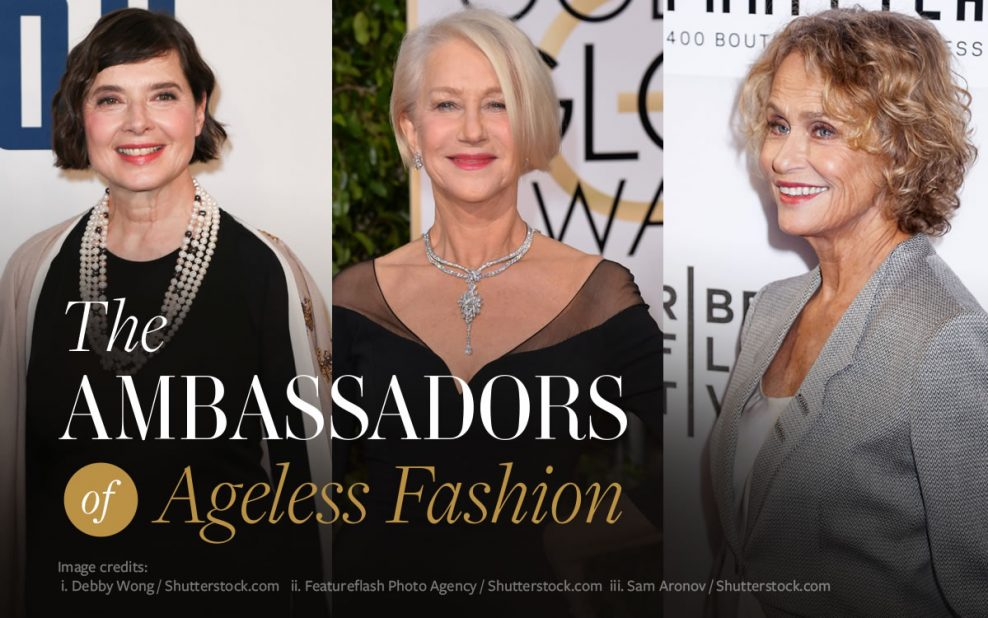The Ambassadors of Ageless Fashion