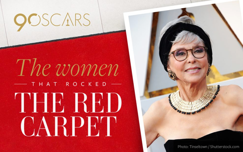 Ageless fashion at the Academy Awards: The women that rocked the red carpet