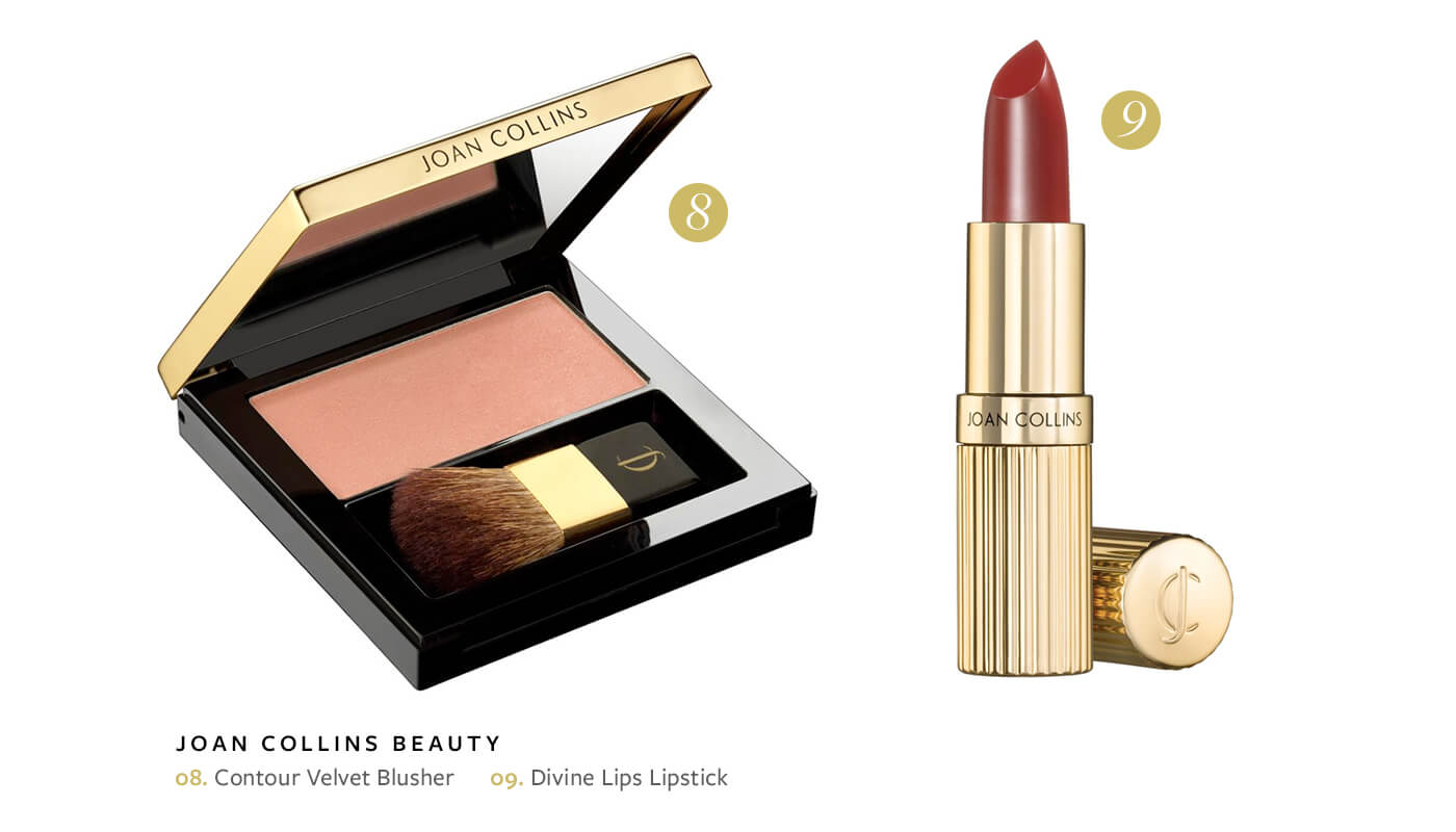 Joan Collins Beauty - Spring Summer Make-up reviews