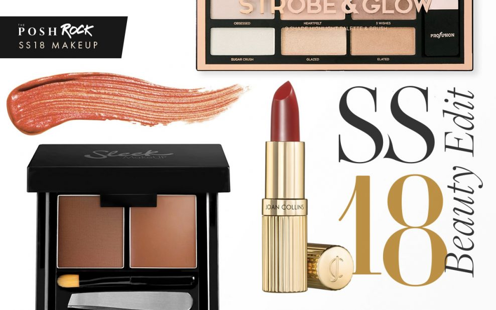The Posh Rock does Spring Summer Make-up